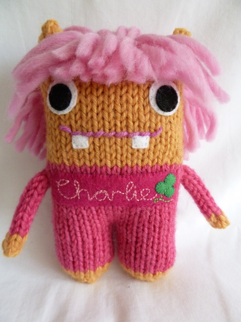 Charlie Beastie (Top to Toe!) - CrawCrafts Beasties