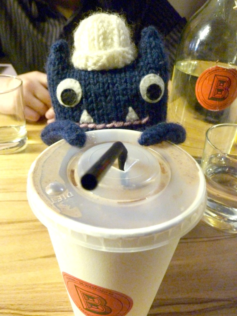 Milkshake Thief! CrawCrafts