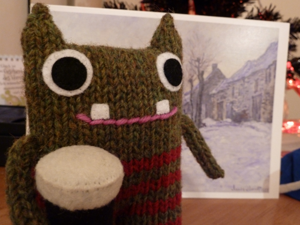 Pint Beastie Looks Forward to 2016! Crawcrafts Beasties