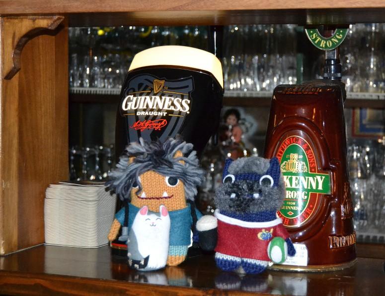 Beastie Beverages! A de Girolamo/CrawCrafts Beasties