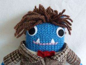 Doctor Who Beastie's Jacket - CrawCrafts Beasties