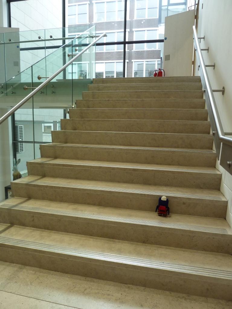 Upstairs at the RHA Gallery - CrawCrafts Beasties