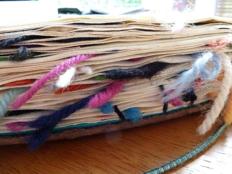 One of my Knitting Notebooks - CrawCrafts Beasties