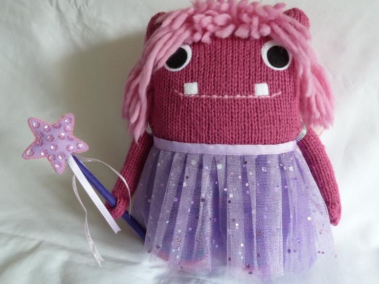 Fairy Princess Beastie, by CrawCrafts Beasties