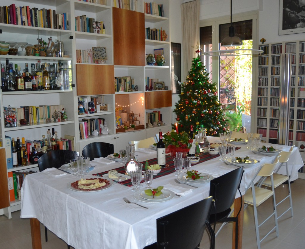 Xmas Lunch - Spot the Beasties! A de Girolamo/CrawCrafts Beasties