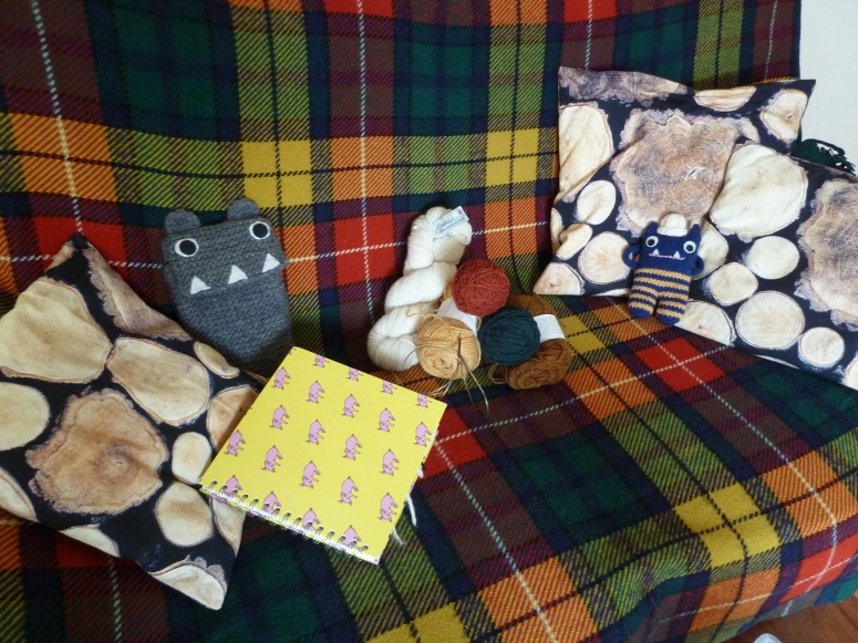 Cushions, Cushions Everywhere! CrawCrafts Beasties