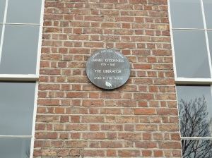 Daniel O'Connell's House on Merrion Square - CrawCrafts Beasties