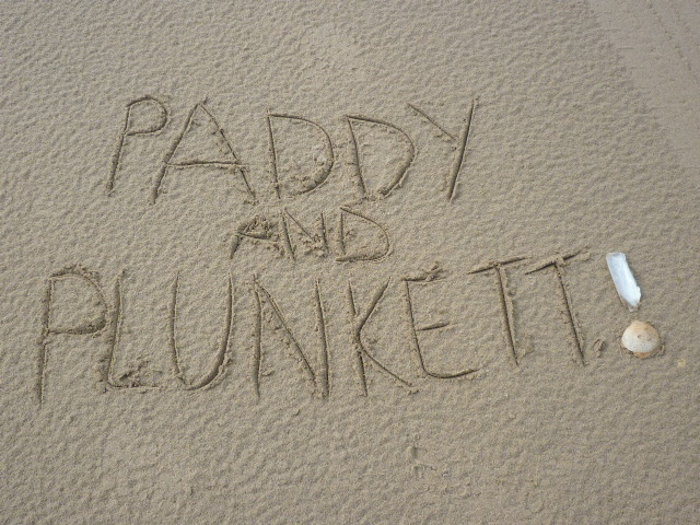 Paddy and Plunkett Were Here - H Crawford/CrawCrafts Beasties