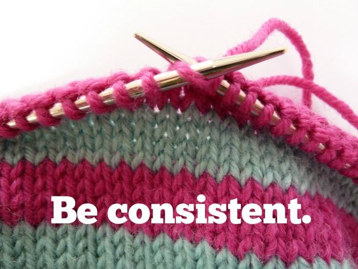 Tip No.5 - Be consistent (CrawCrafts Beasties)