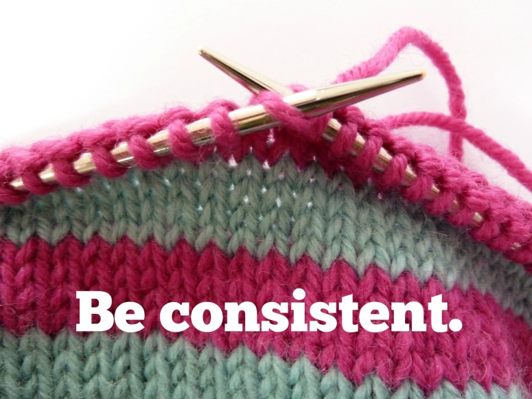 Tip No.5 - Be consistent (CrawCrafts Beasties)