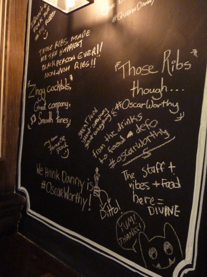 The Writing's on the Wall - CrawCrafts Beasties