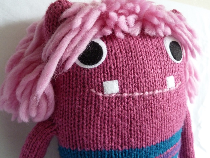 A New Arrival at Beastie Towers! CrawCrafts Beasties