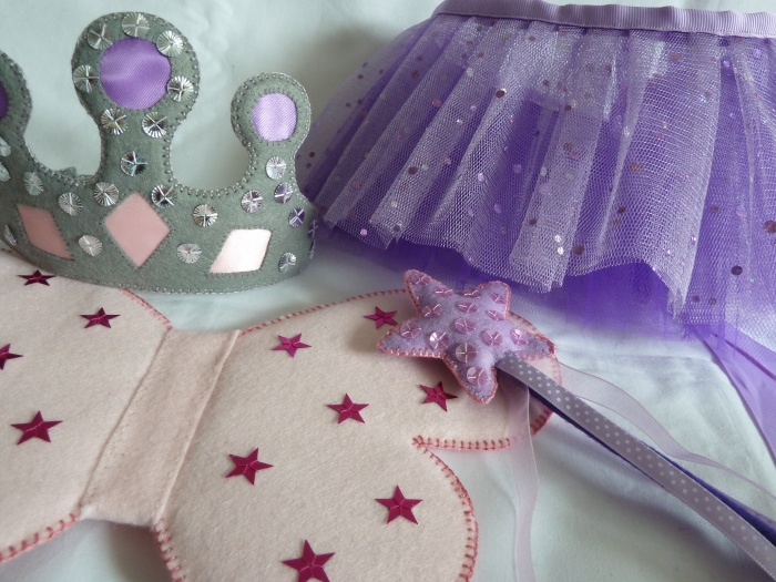 Beastie Accessories, fit for a Fairy Princess! CrawCrafts Beasties