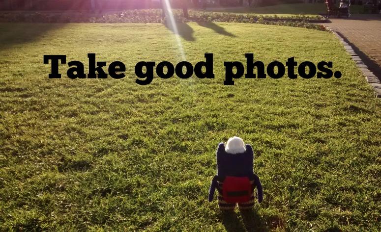 Tip No.6 - Take good photos (CrawCrafts Beasties)