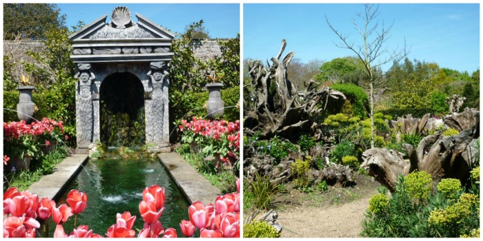 Arundel Castle Gardens - H Crawford/CrawCrafts Beasties