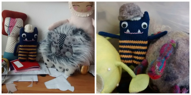 Meeting Other Crafters - CrawCrafts Beasties