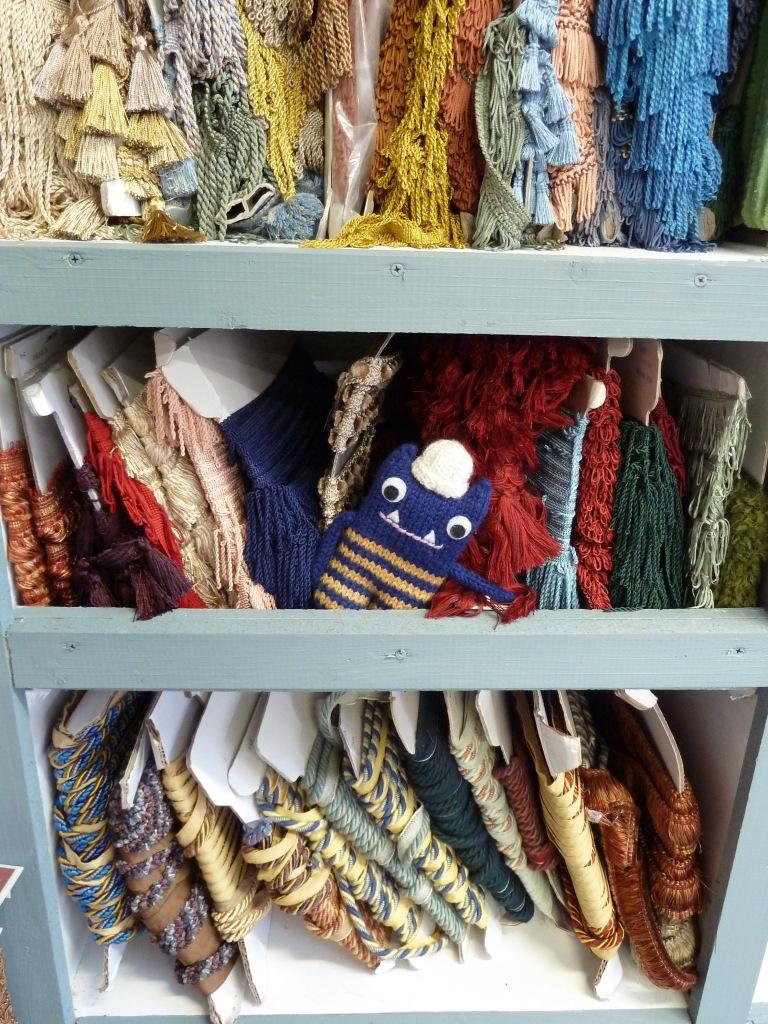 At The Fabric Counter, Dublin 7 - CrawCrafts Beasties