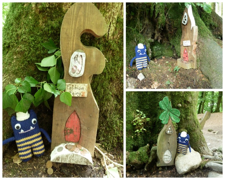 It's a Fairy Town! CrawCrafts Beasties