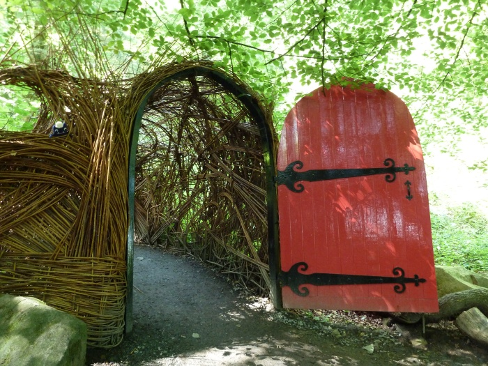 The Gateway to the Fairy Forest - CrawCrafts Beasties