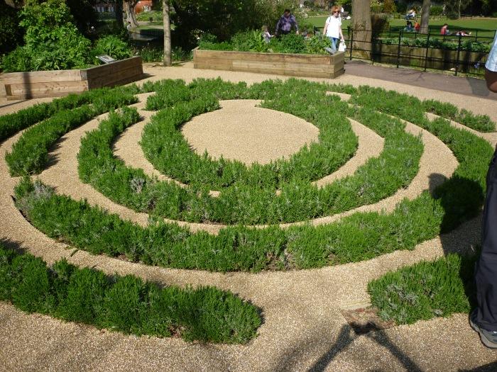 A Pilgrim's Labyrinth - H Crawford/CrawCrafts Beasties