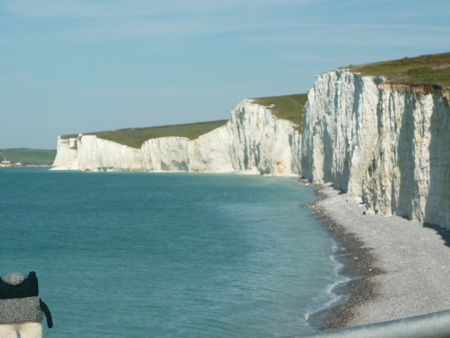 Plunkett Being Dazzled at the Seven Sisters - H Crawford/CrawCrafts Beasties
