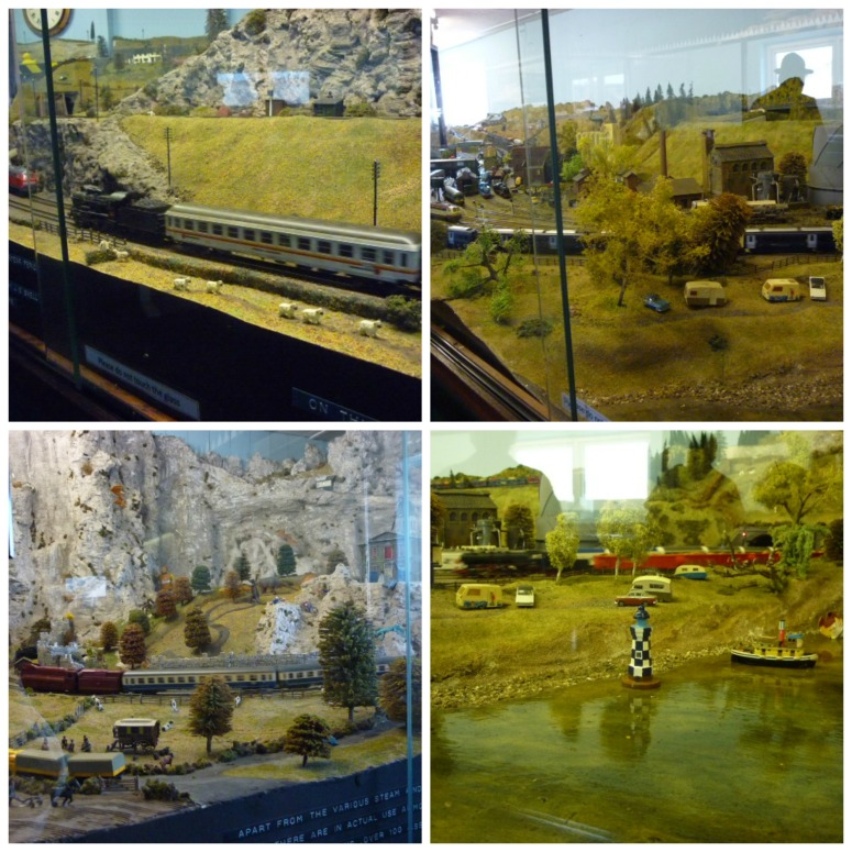 At the New Romney Model Railway - H Crawford/CrawCrafts Beasties