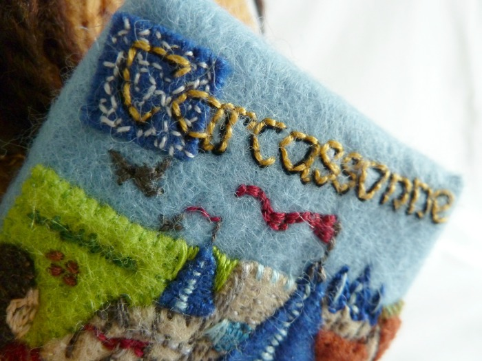 Carcassonne Close-Up - CrawCrafts Beasties