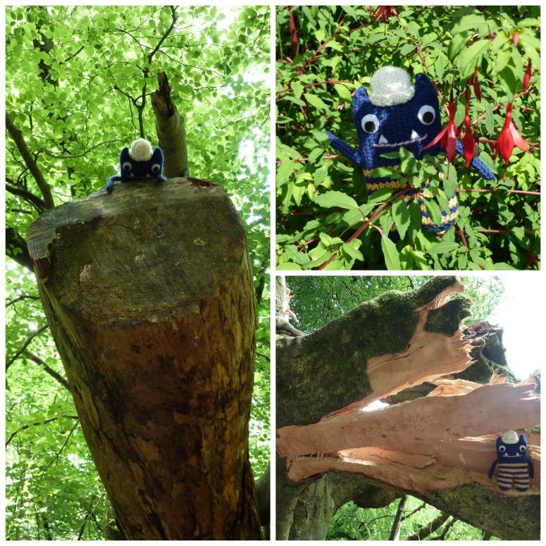 Climbing Trees - CrawCrafts Beasties
