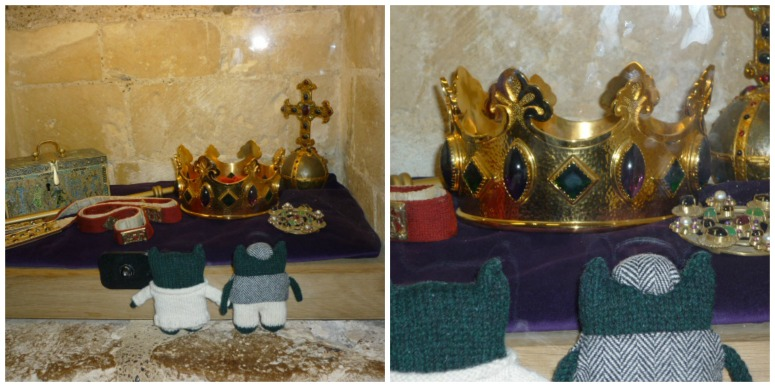 Crown Jewels at Dover Castle - H Crawford/CrawCrafts Beasties