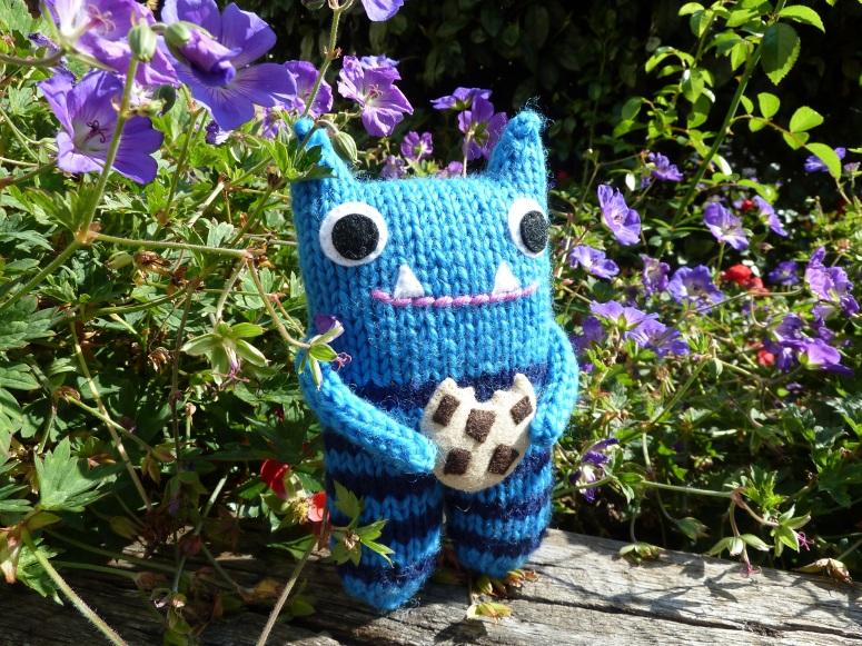 Welcome, Cookie Beastie! CrawCrafts Beasties