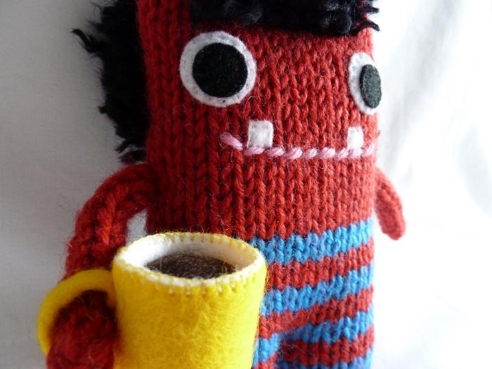 Anyone for Coffee? CrawCrafts Beasties