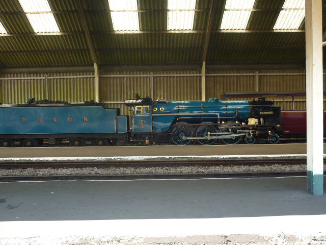 At the Model Railway - H Crawford/CrawCrafts Beasties