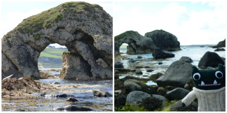 Paddy with the Stone Arch - H Crawford/CrawCrafts Beasties