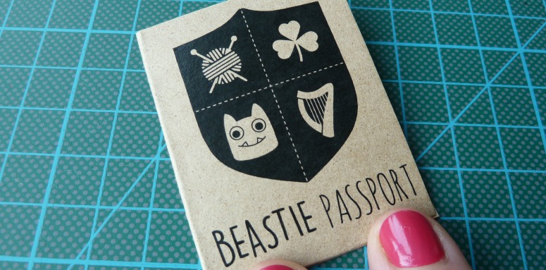 Hooray! New Passports! CrawCrafts Beasties