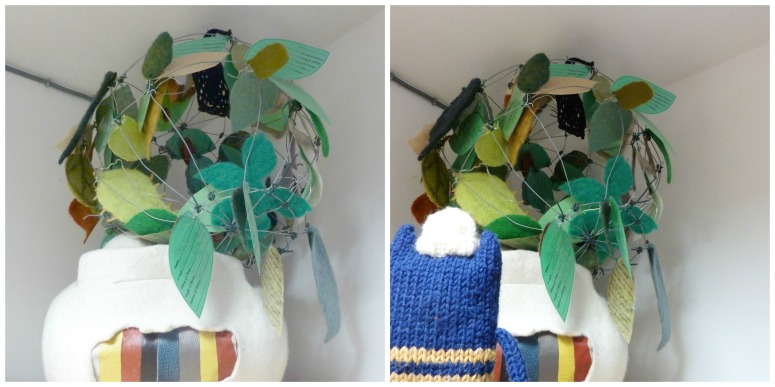 The Felting Tree - CrawCrafts Beasties
