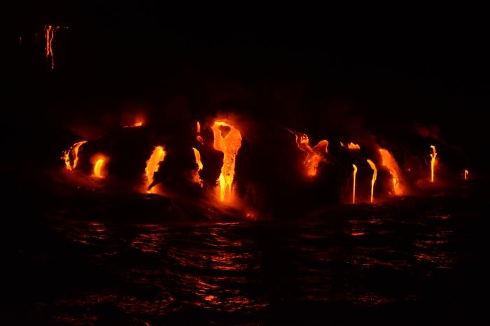 Lava in the Dark - N Depping/CrawCrafts Beasties