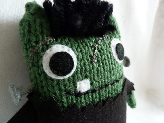 Who sewed this guy together? CrawCrafts Beasties