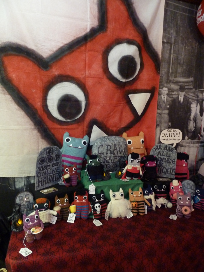 Monster Market Day! CrawCrafts Beasties