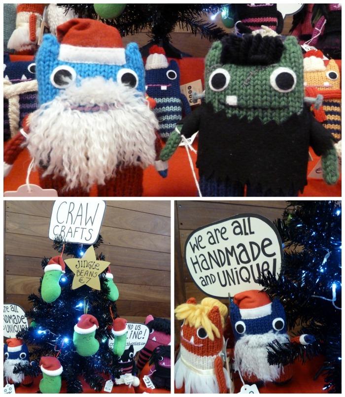 Christmas Beasties and Jingle Beans - CrawCrafts Beasties