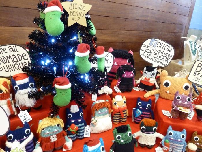 Seasonal Market Set-Up - CrawCrafts Beasties