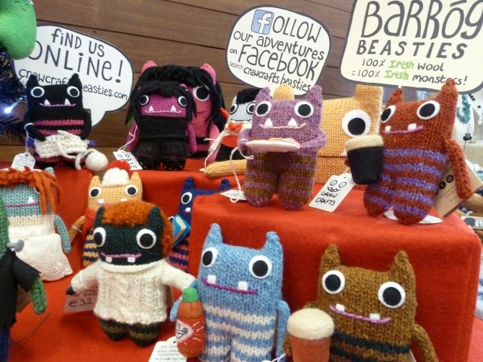 Ranelagh Craft Fair - CrawCrafts Beasties