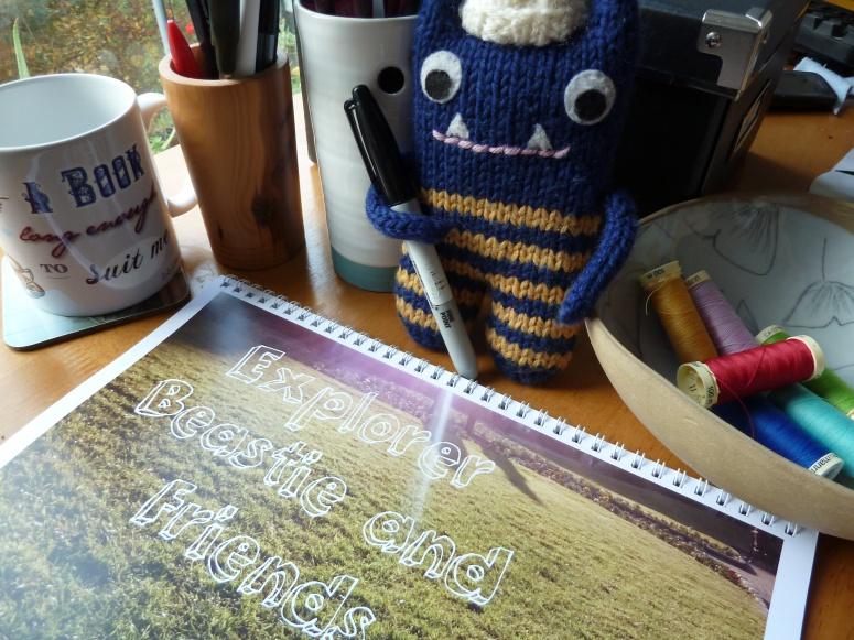 Get Your Beastie Calendars! CrawCrafts Beasties