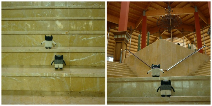 Paddy and Plunkett, Stairmasters - H Crawford/CrawCrafts Beasties