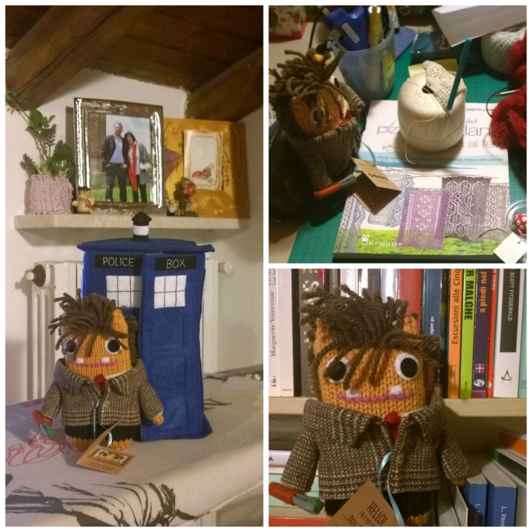 Doctor Who Beastie's New Home - T Rabar/CrawCrafts Beasties