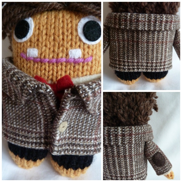 Doctor Who Beastie's Jacket - CrawCrafts Beasties