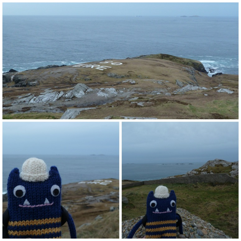 Malin Head Viewpoint - CrawCrafts Beasties