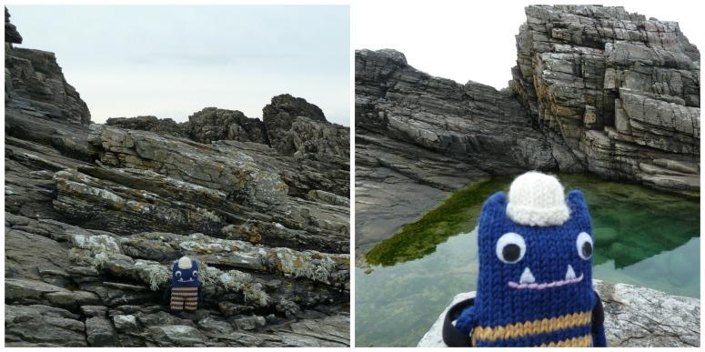 One Beastie on the Rocks, Please - CrawCrafts Beasties