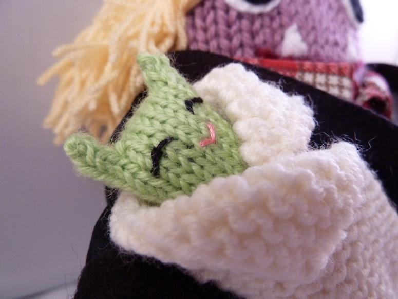 Little Baby Beastie, by CrawCrafts Beasties