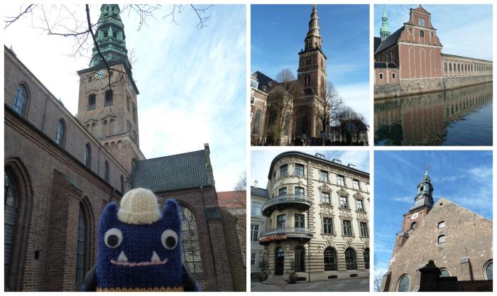 Copenhagen Snapshots - CrawCrafts Beasties