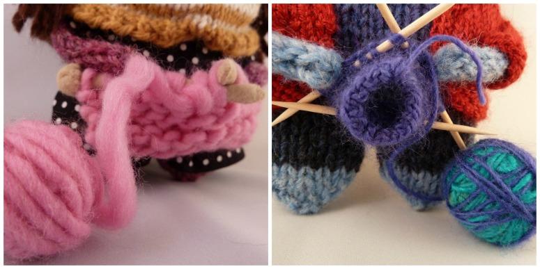 Monster Knitting - CrawCrafts Beasties